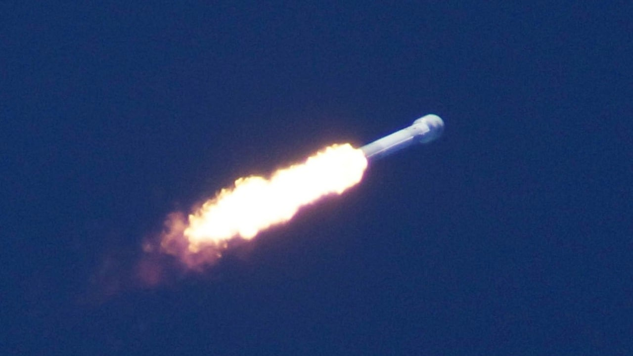 SpaceX Launches Highly Upgraded Rocket, Points To Its ...