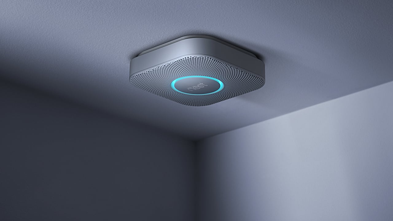 Best Alarm System >> Nest Reinvents The Smoke Detector With Less False-Alarm Hassle