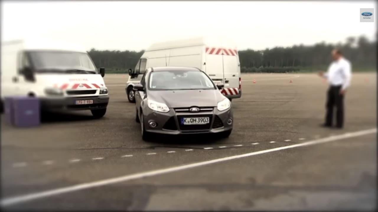Ford Unveils A Car That Parks Itself - Audi car that parks itself