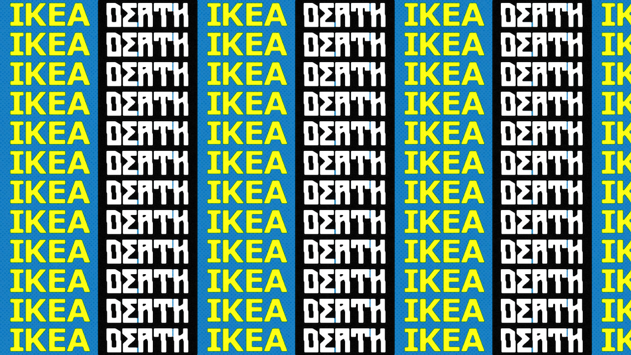 Can You Tell The Difference Between Ikea Products And Death Metal Band Names?
