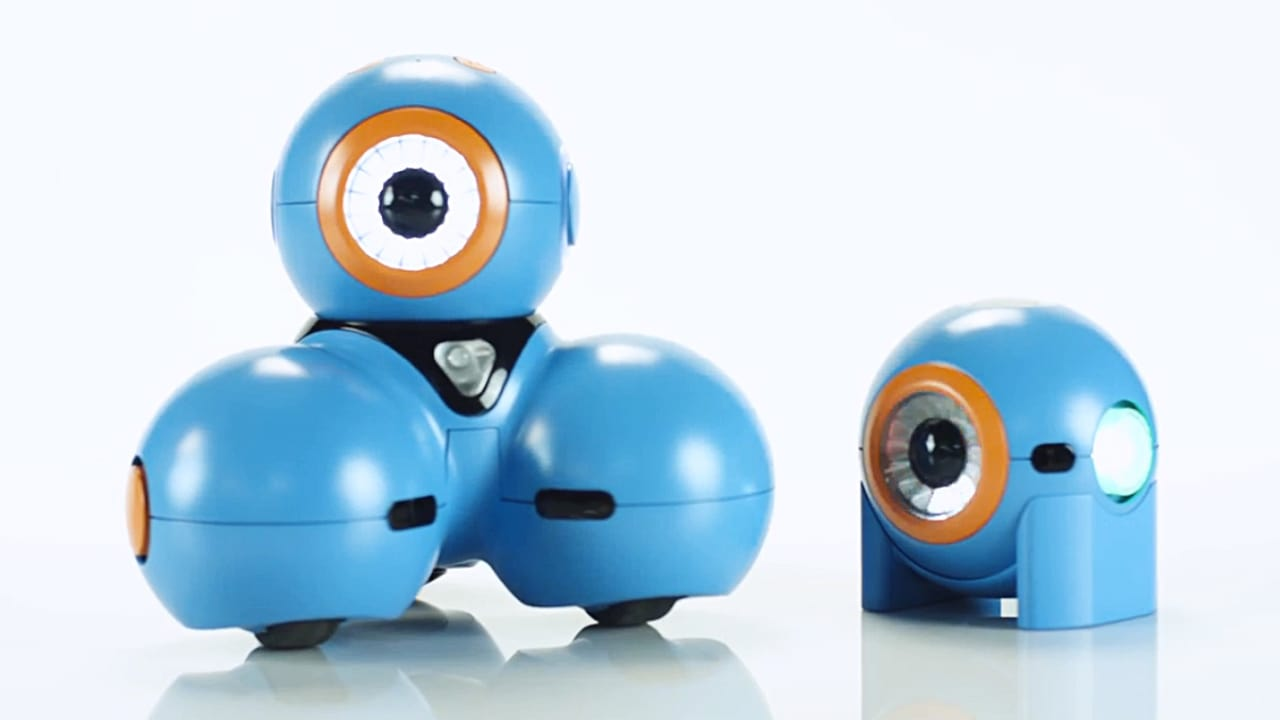 Screw Teaching Your Kids–Get This Robot Instead