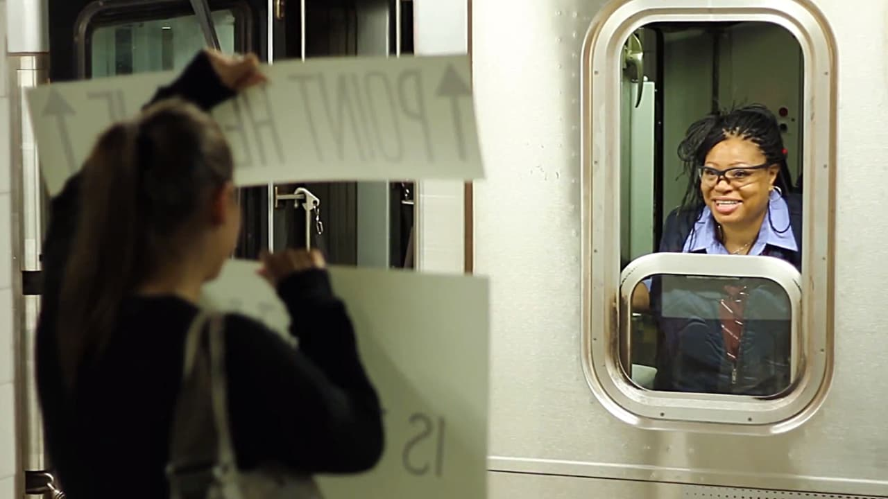 Ad School Grads Add An Amusing Twist To Subway Conductors' Daily Ritual