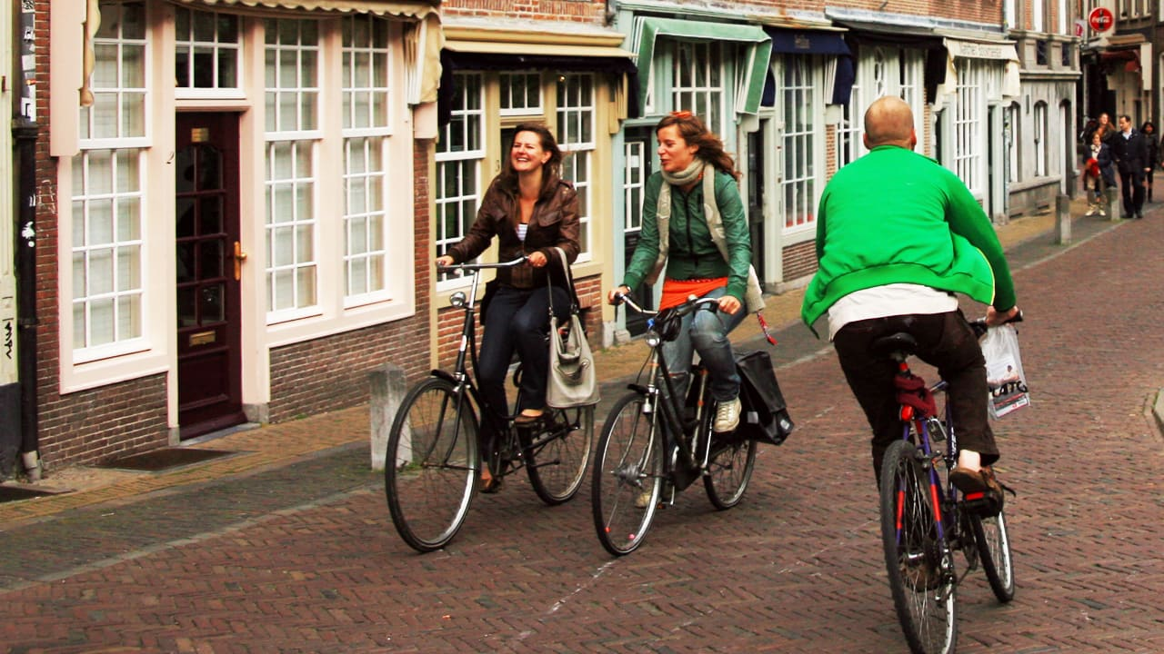 Making The Economic Case For Cycling-Friendly Cities With Bikeonomics