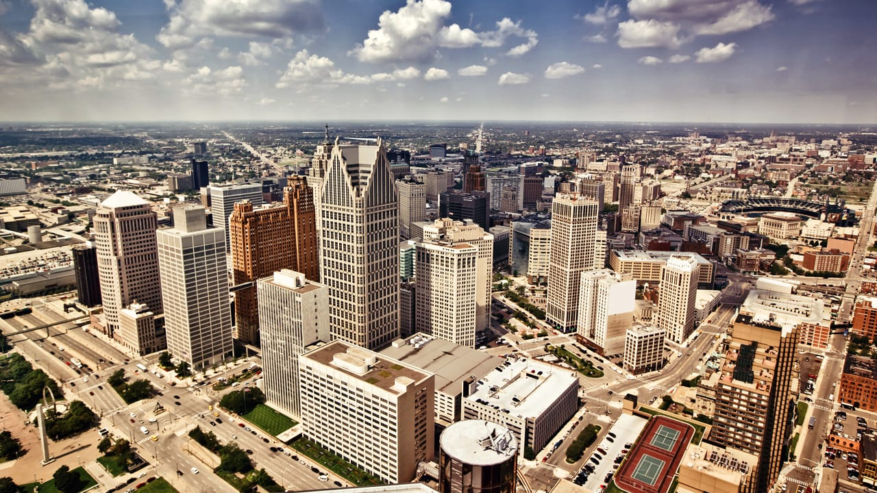 Detroit Is Planting The World's Largest Urban Farm