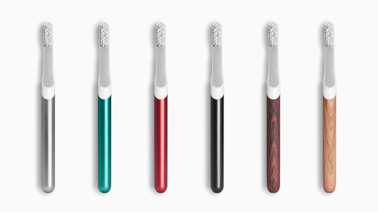 The Chicest Toothbrush You Never Knew You Wanted