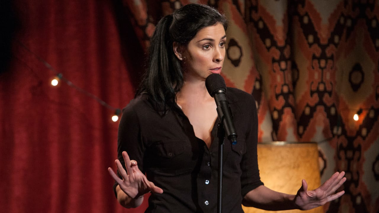 "Sarah Silverman On Finding The Flow In ""We Are Miracles"""