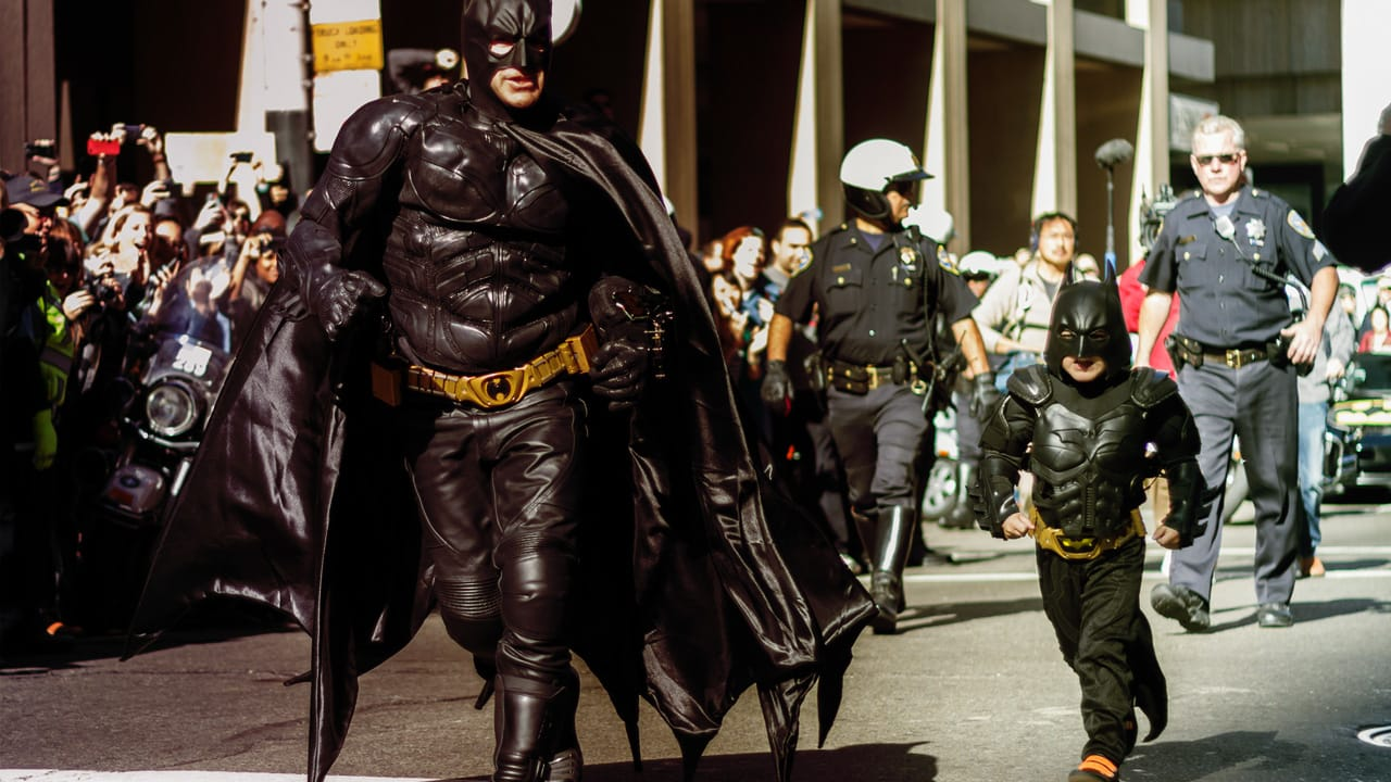 Inside The Social Media Strategy That Made Batkid Go Viral