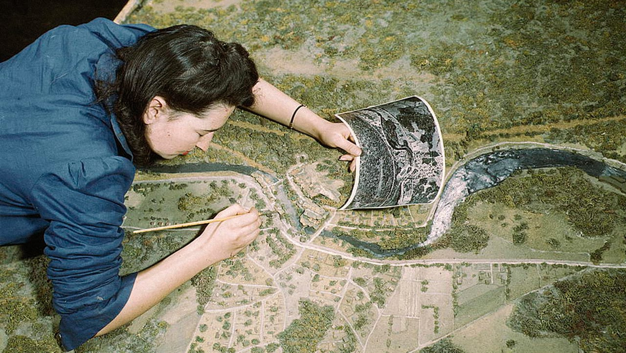 Making A Map Cheap Drones Are Transforming The Ancient Art Of Mapmaking Making A Map