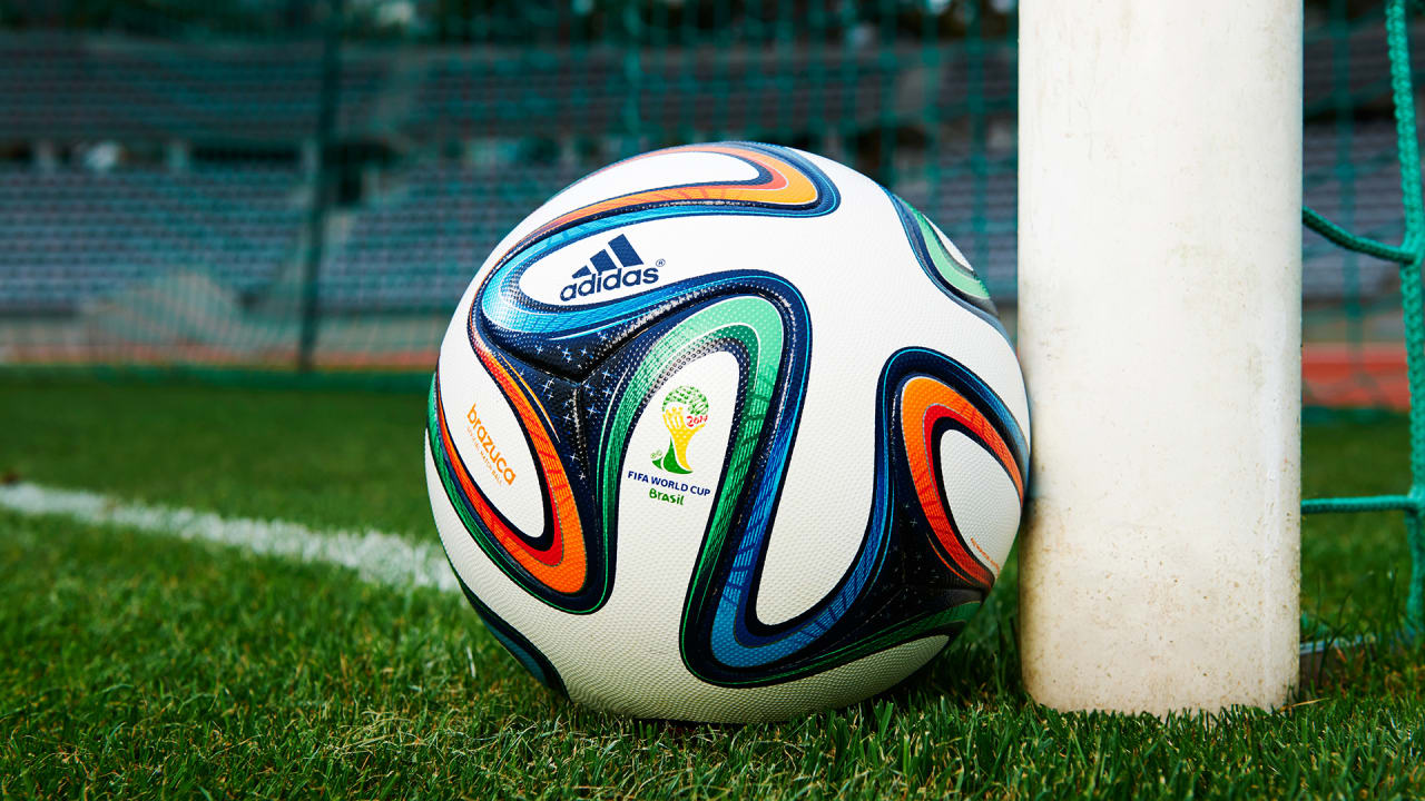Adidas Reveals The Brazuca, A World Cup Soccer Ball Two ...