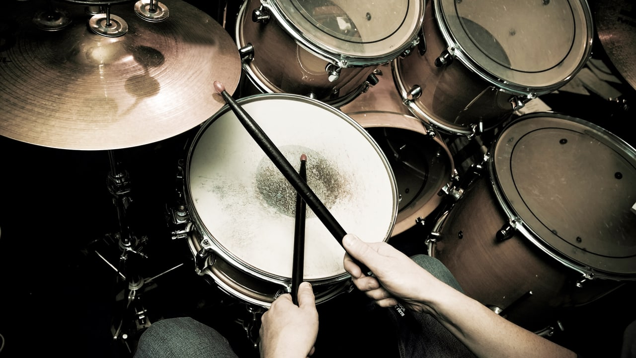 With This Wearable Drum Kit, Your Body Becomes A Backing Band