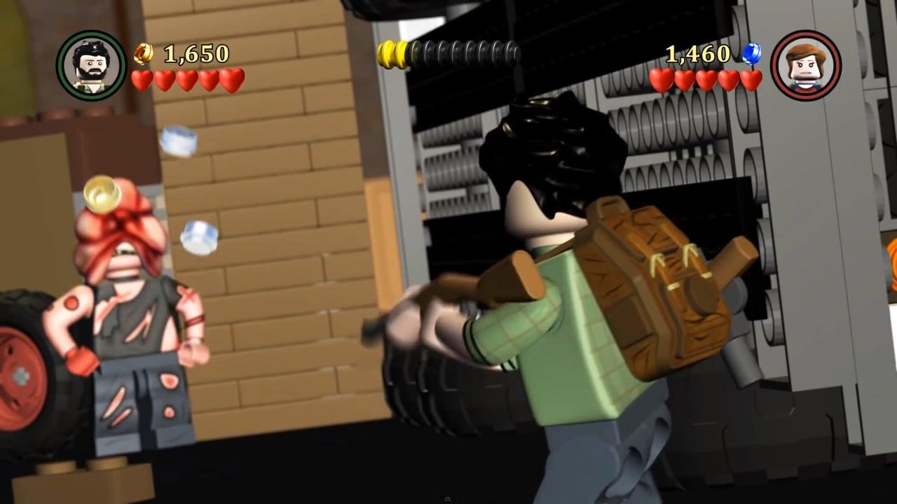 Watch The Zombie Apocalypse In Lego