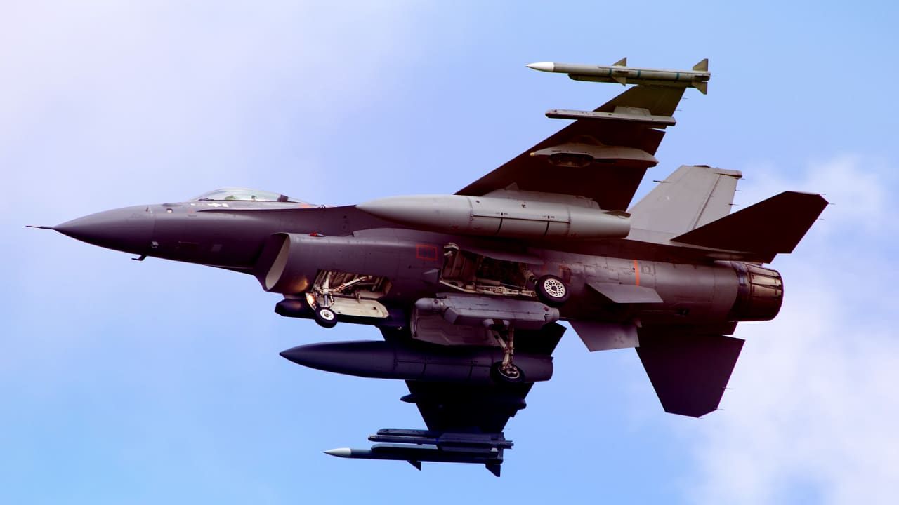 British Fighter Jets Are Trying Out 3-D Printed Parts For The First Time
