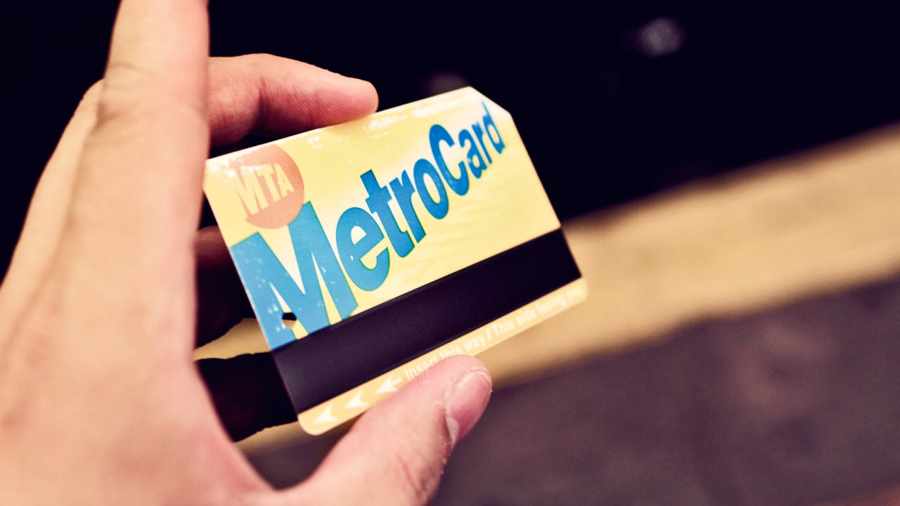Nyc Subway Map On Business Card.So Long Metrocard Nyc Subway Cards Will Soon See Their Last Swipes