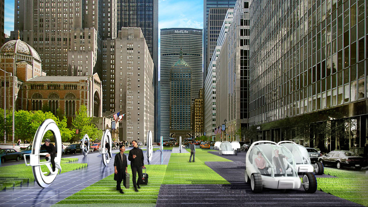 5 Visions of What Transportation Will Look Like In 2030