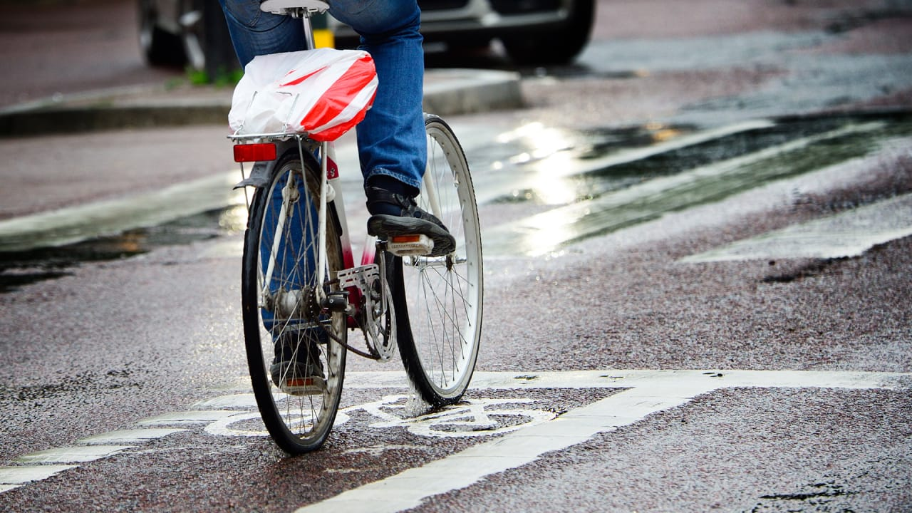 Bikes Lanes Aren't Just Safer For Cyclists. They're Good For Business, Too