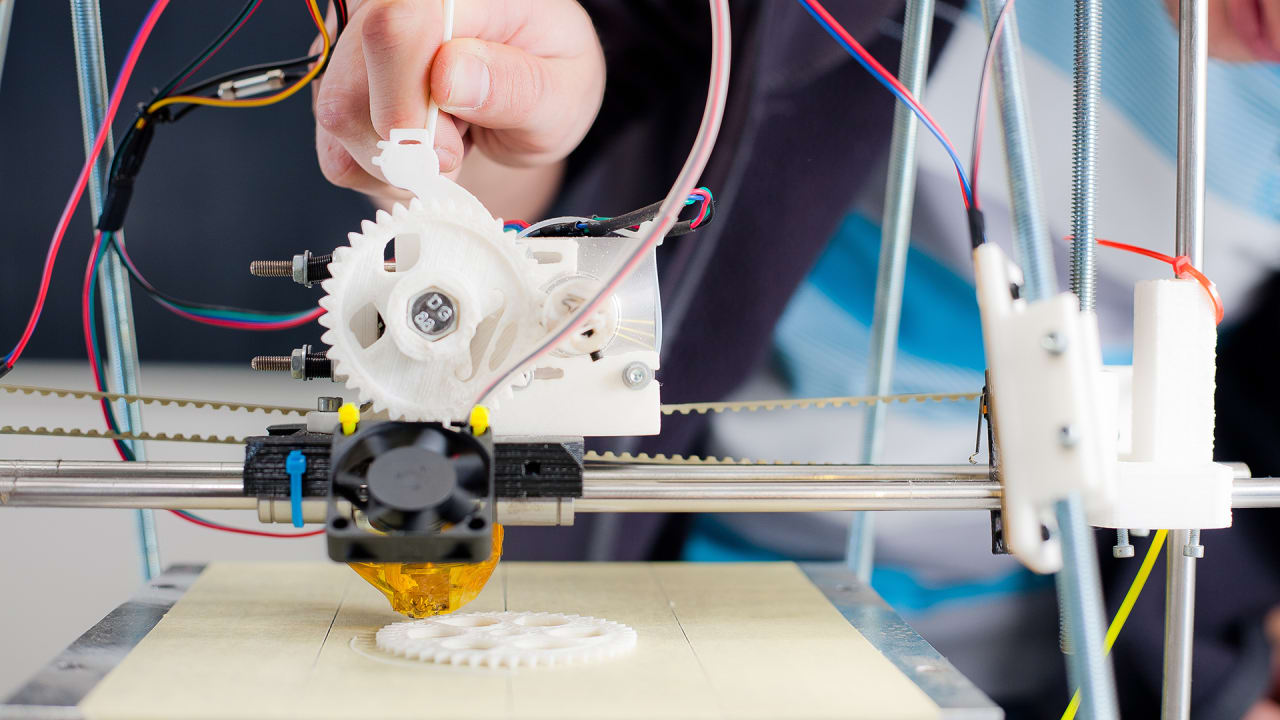 Is 2014 The Year You Buy A 3-D Printer?