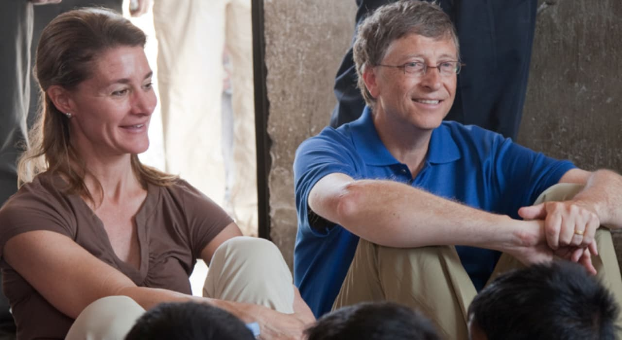 Bill Gates Says The World Is Getting Vastly Better, While Crushing Myths About Foreign Aid