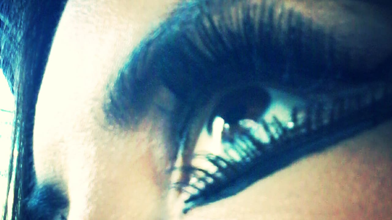 These Fake Eyelashes Can Control Your TV