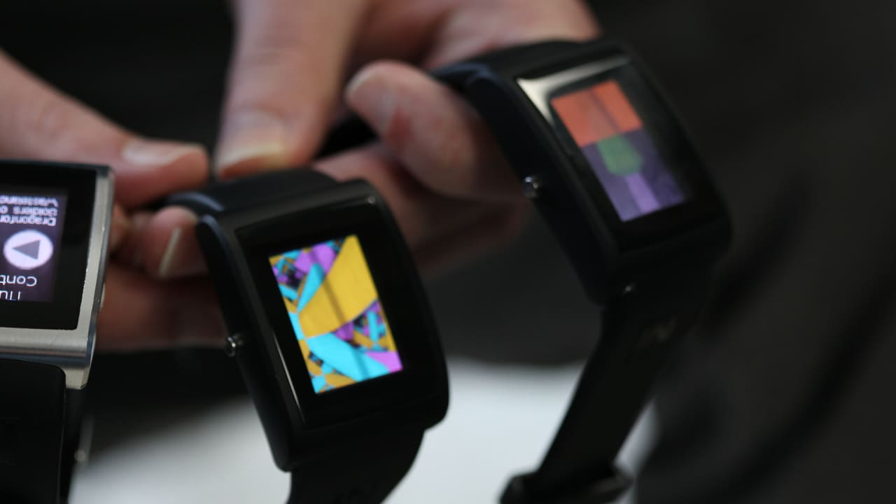 These Tiny Keyboards Could Reinvent The Smartwatch Interface