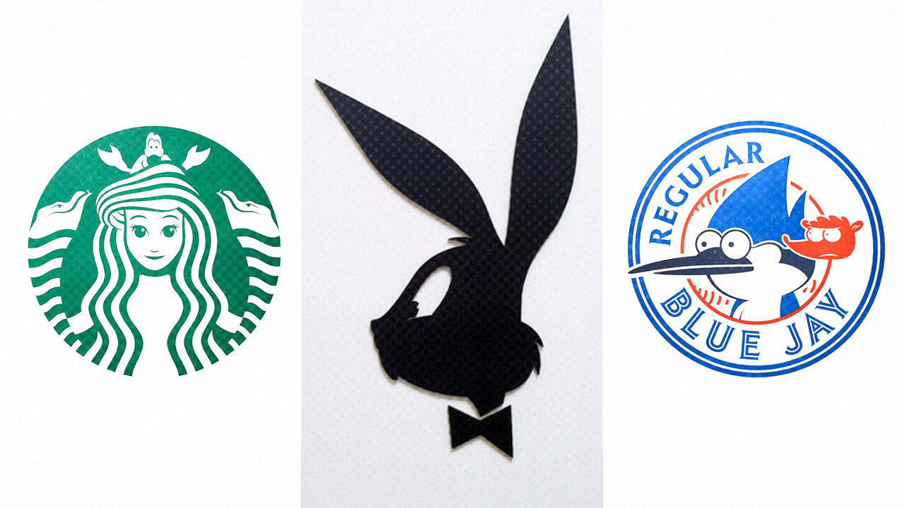Meet Ariel The Starbucks Mermaid, And Other Animated Friends Invading Brand Logos