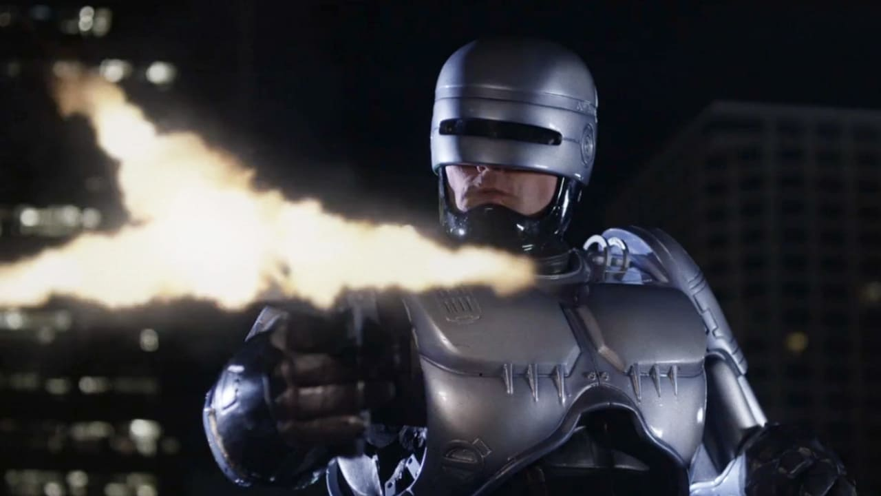 """Watch The Crowdsourced """"Robocop"""" Remake Before (Or Instead Of) The Official """"Robocop"""" Remake"""