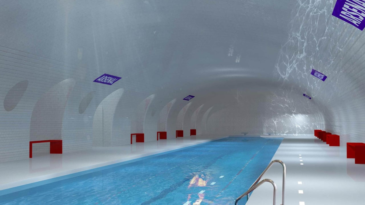 5 Visions To Make Unused Subway Stations Fun, Useful, And Beautiful