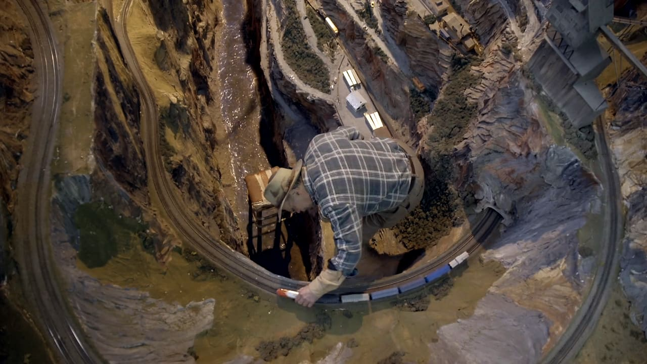See Sony's Amazing POV Of The World's Largest Model Railroad
