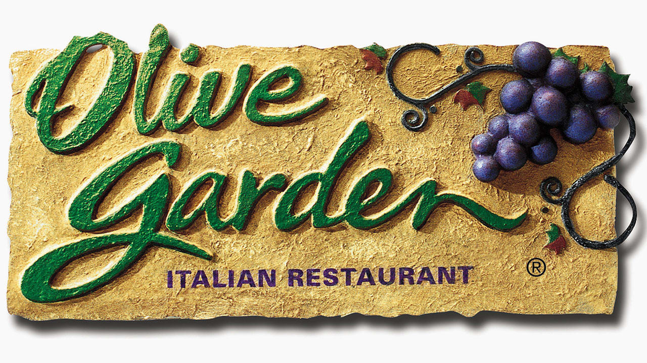 Olive Garden S New Logo Is The Pits