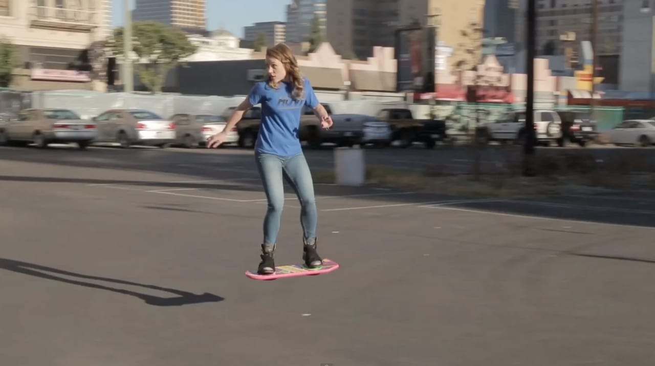 Some Theories Float Up About That Hoverboard Hoax Video
