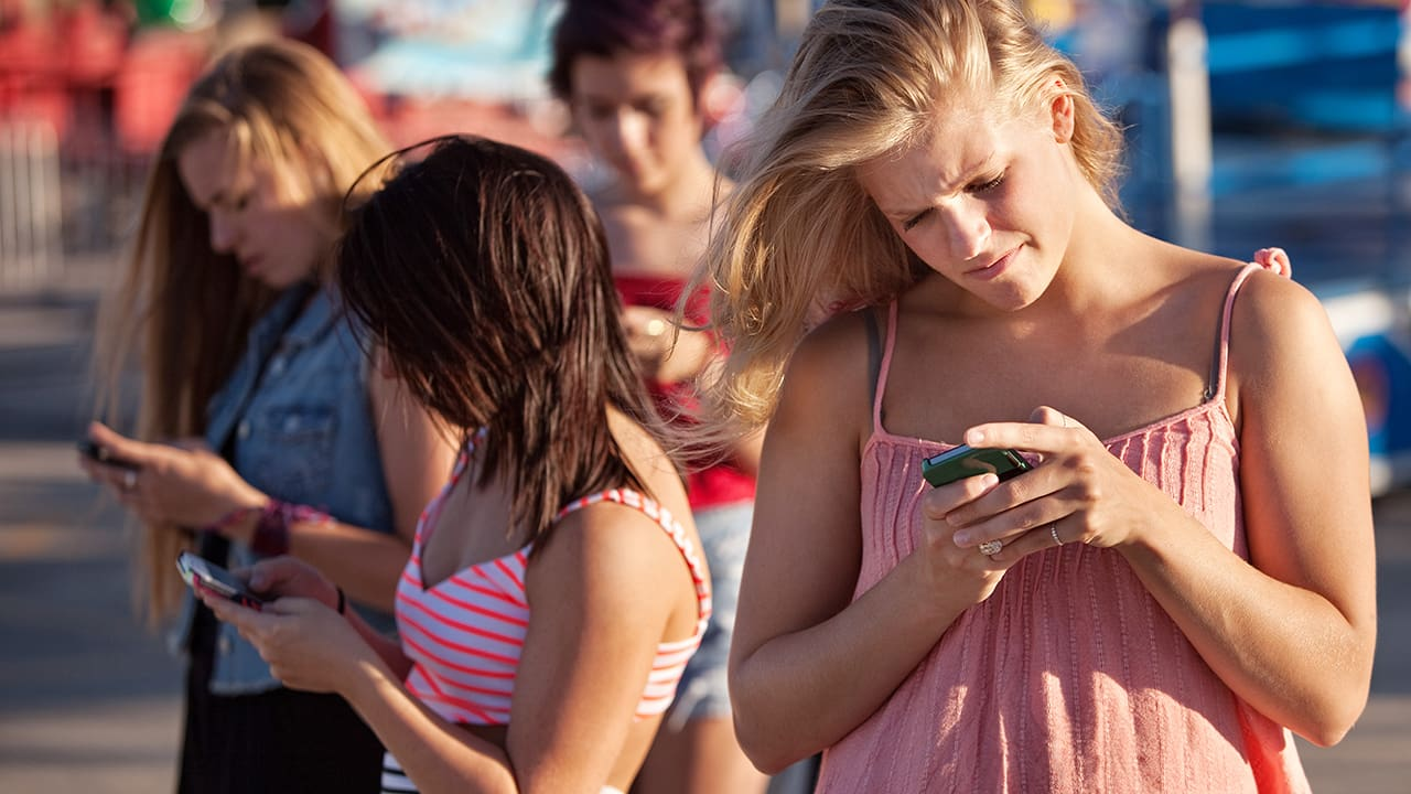 Why Teens Are Innovators Of A New Public Form Of Privacy