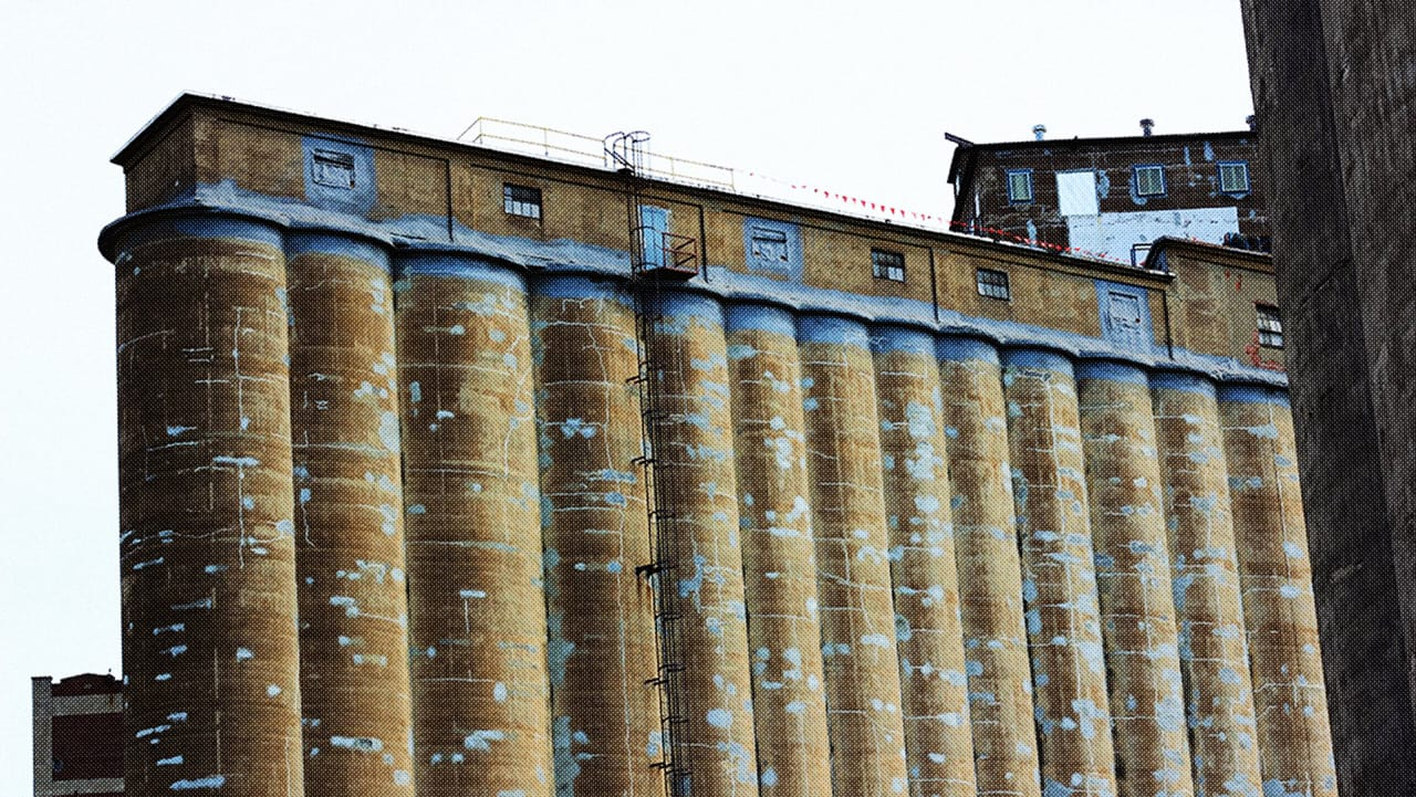 Can These Eerie, Abandoned Grain Silos Help Save Buffalo?