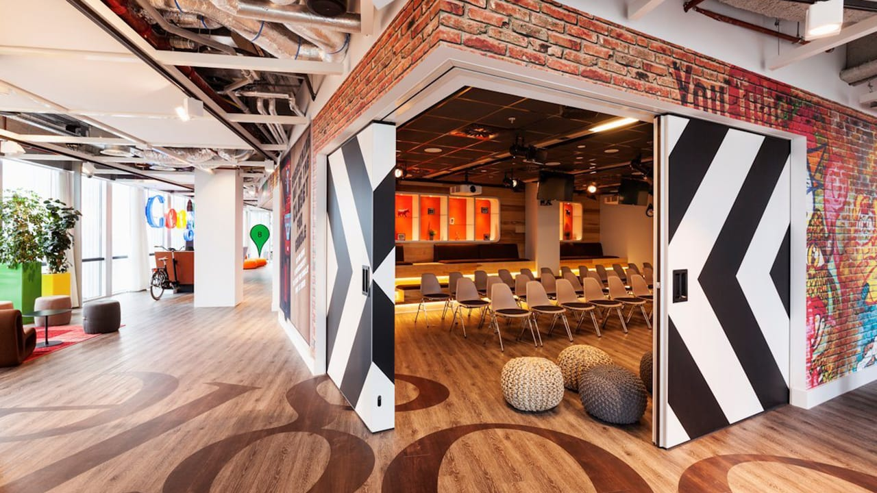 google s new amsterdam offices are extremely dutch