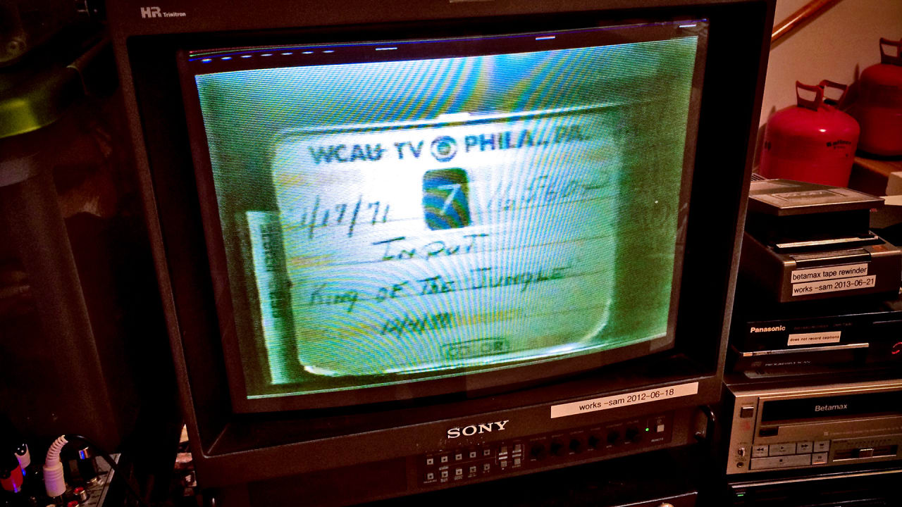 The Internet Archive Wants To Digitize 40,000 VHS And Betamax Tapes