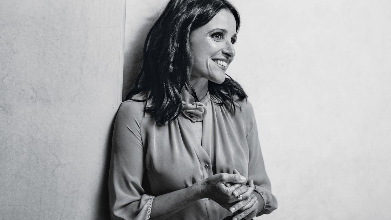 Julia Louis-Dreyfus On How To Create An Unforgettable Character