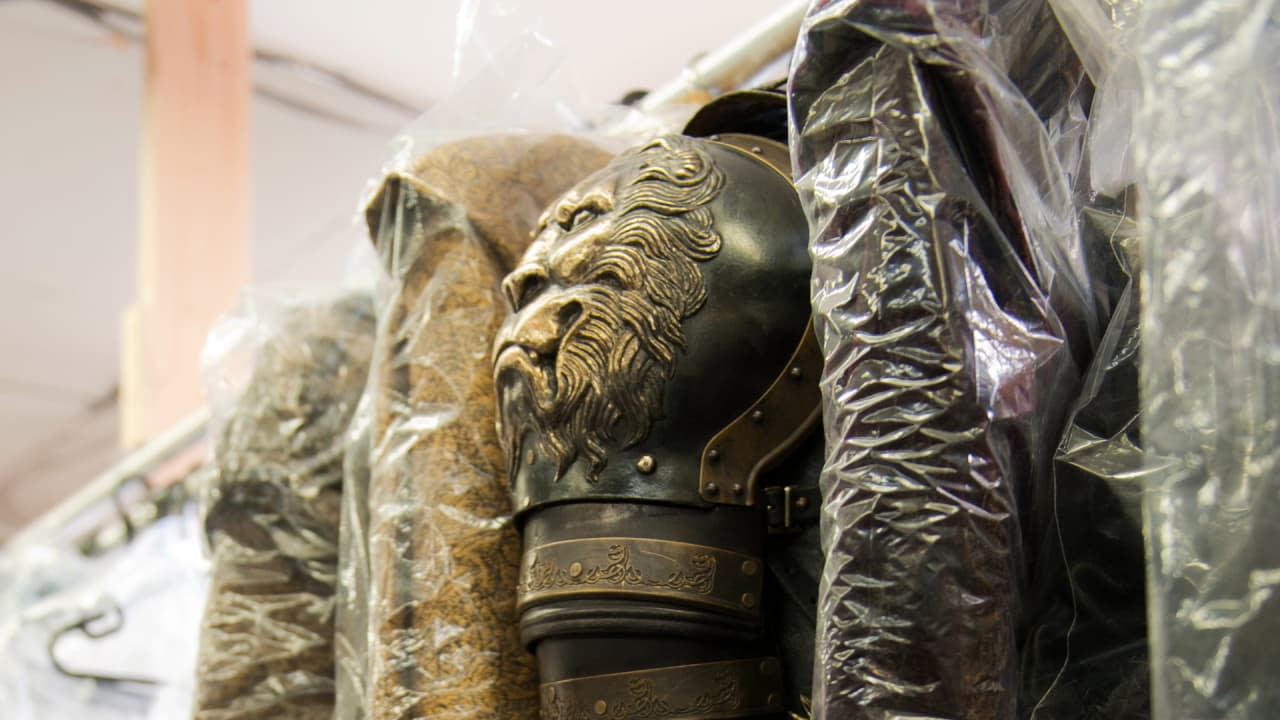 Deciphering The Hidden Messages In Game Of Thrones Costumes