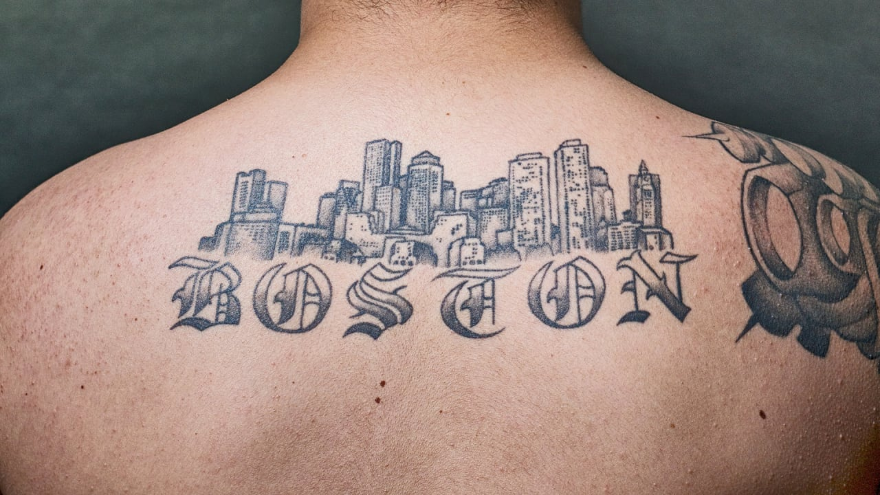 Bled For Boston: Commemorating The Marathon Bombings With Tattoos