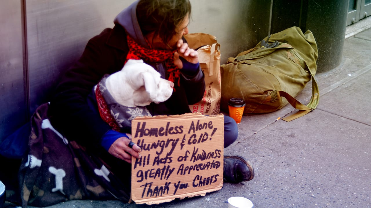 Housing The Homeless Saves Money–Here's The Research That Proves It