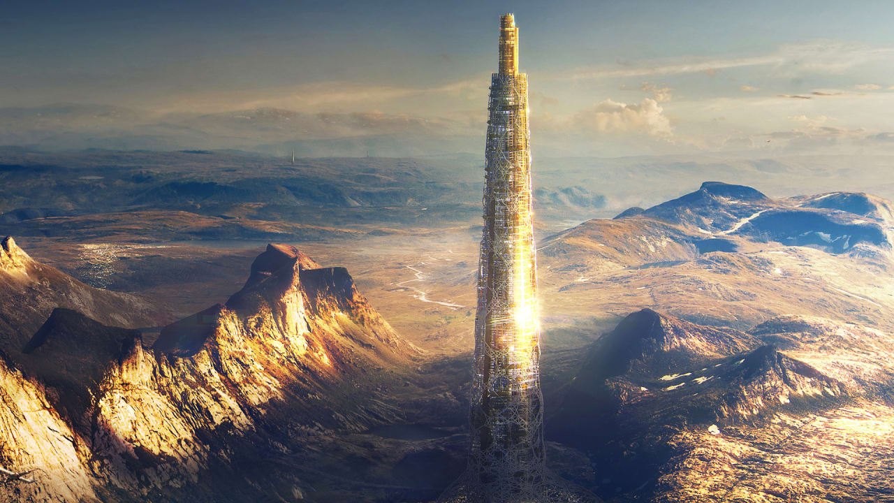 14 Crazy Skyscrapers From The Future, Designed To Solve Real Problems
