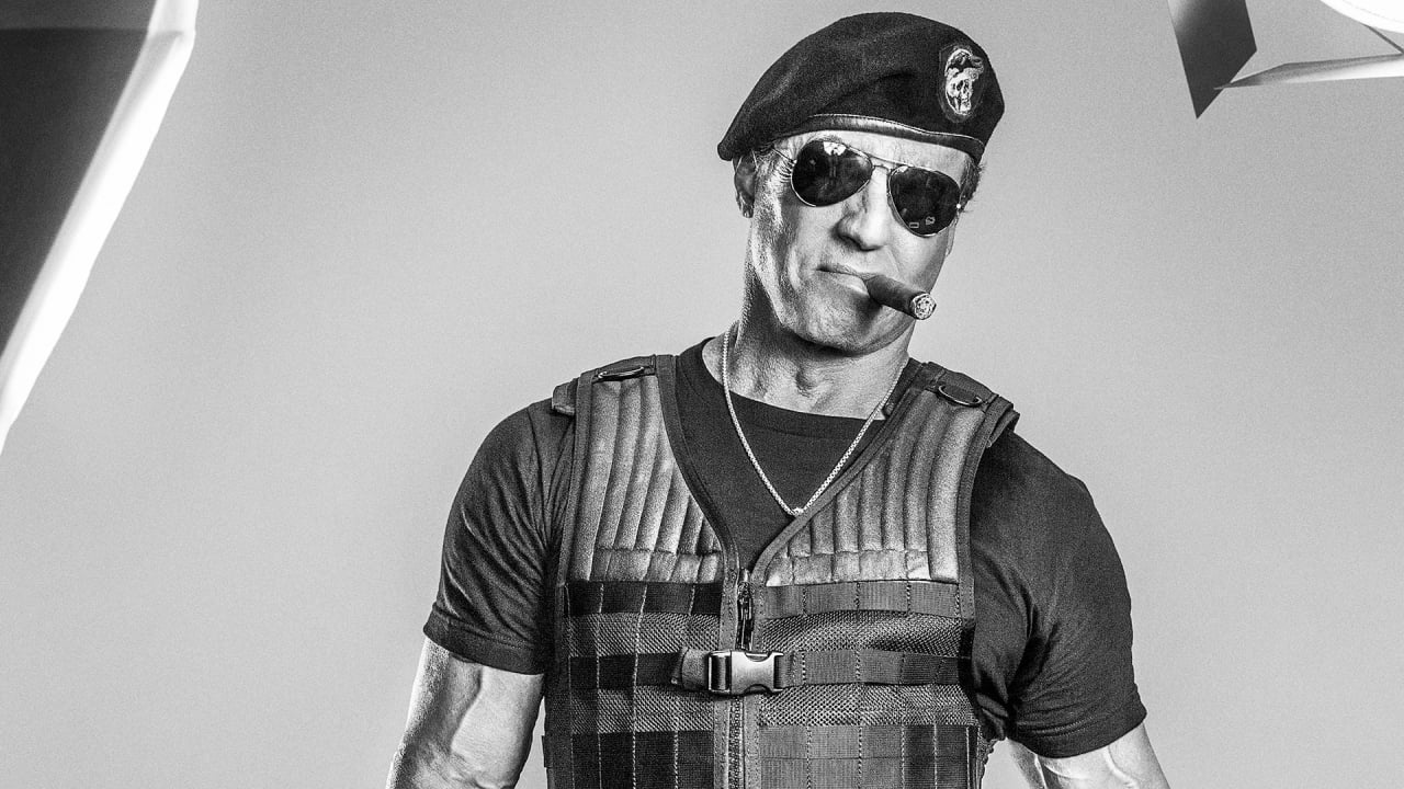 """See """"Expendables 3"""" Stars Just Goofin' In These Posters, Despite Movie's Enormous Body Count"""