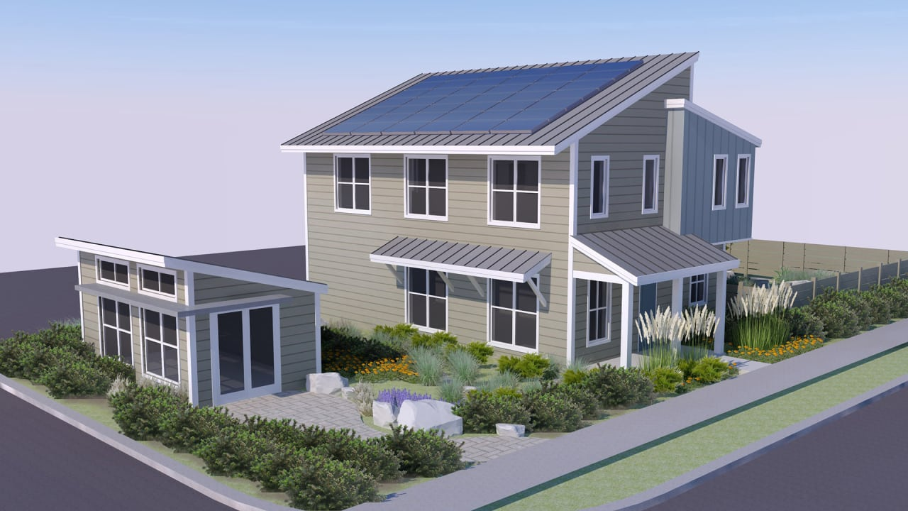 Honda Is Designing Houses, Because Cars And Homes Will All Be Part Of The Smart Grid
