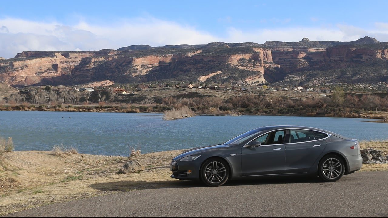An Epic 12,000-Mile Road Trip Smashes Records For Longest Electric Car Drive