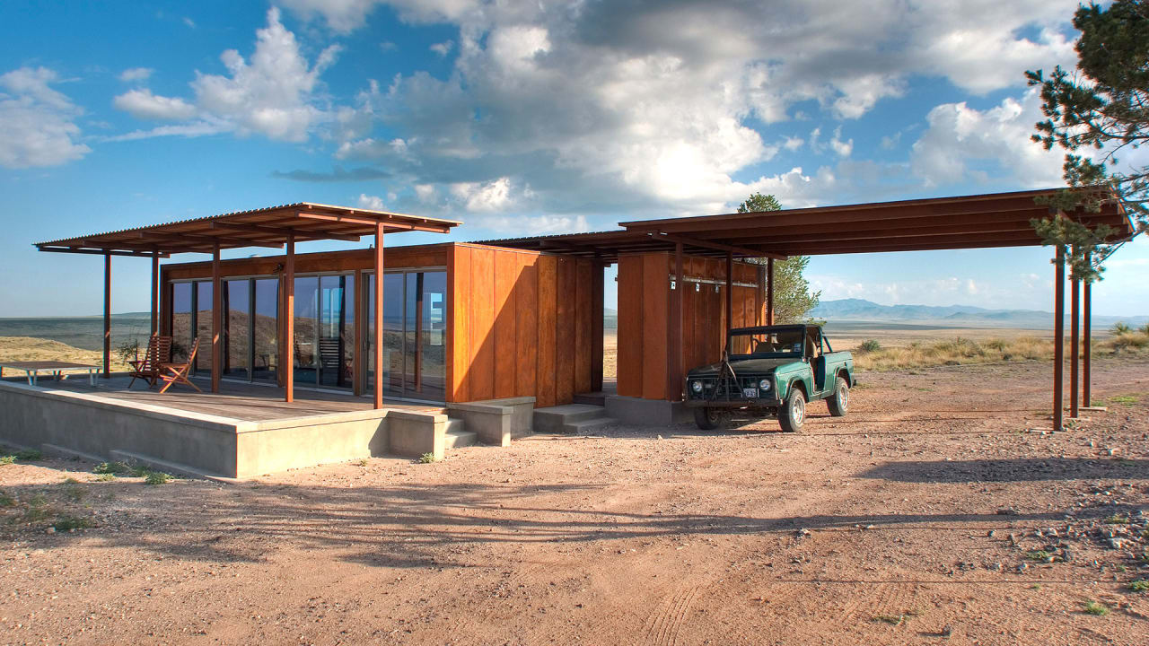 marvelous prefab beach house #1: Fast Co. Design