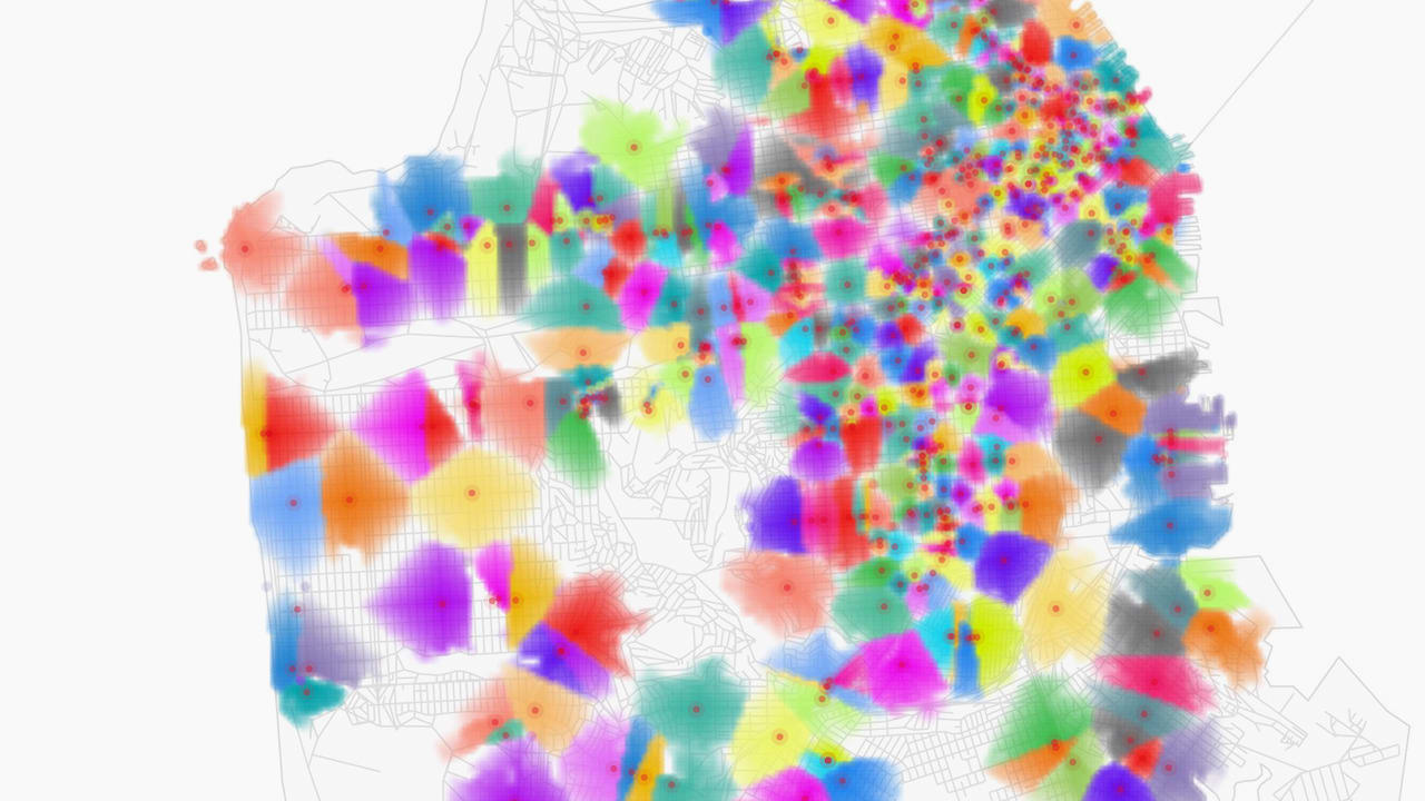 MIT Creates A New Map A Day To Inspire Social Change