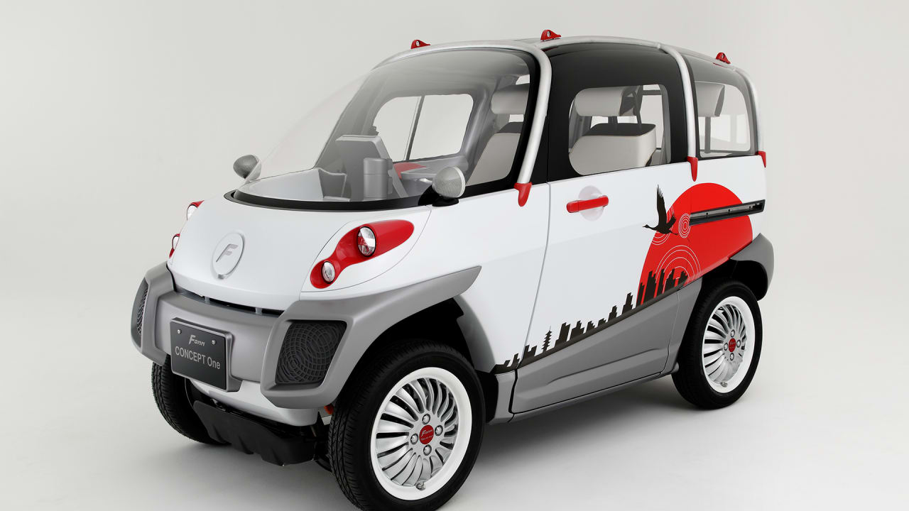 This Electric Car Is Also An Electric Boat, So You Can Drive Out Of A Flood