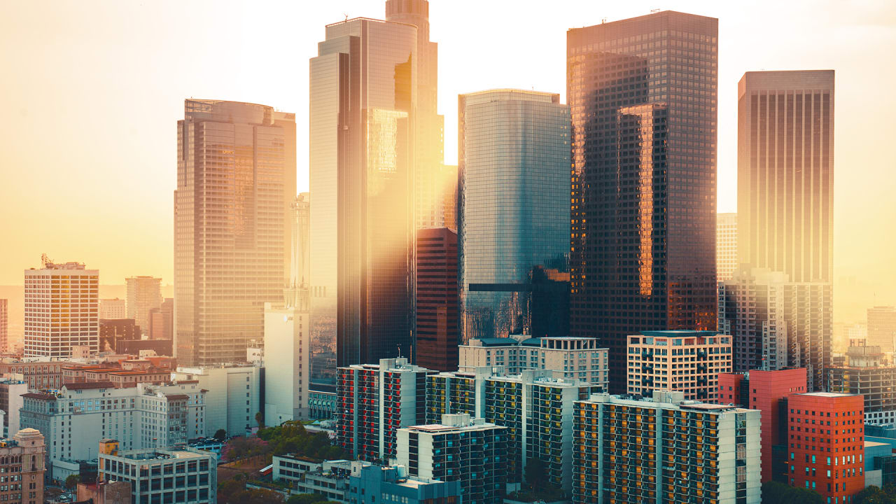 The Cities With The Most Energy-Efficient Buildings