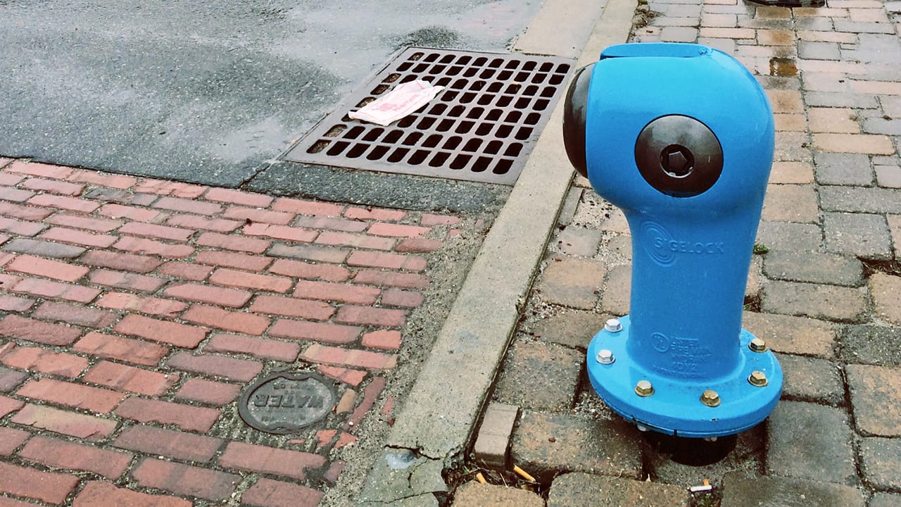 The Fire Hydrant Gets Its First Major Redesign In 100 Years
