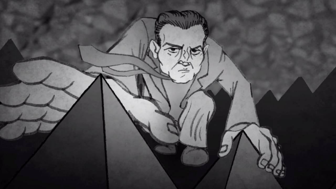 Let This Noir Cartoon Make Fractals Way More Accessible (Or At Least Entertaining)