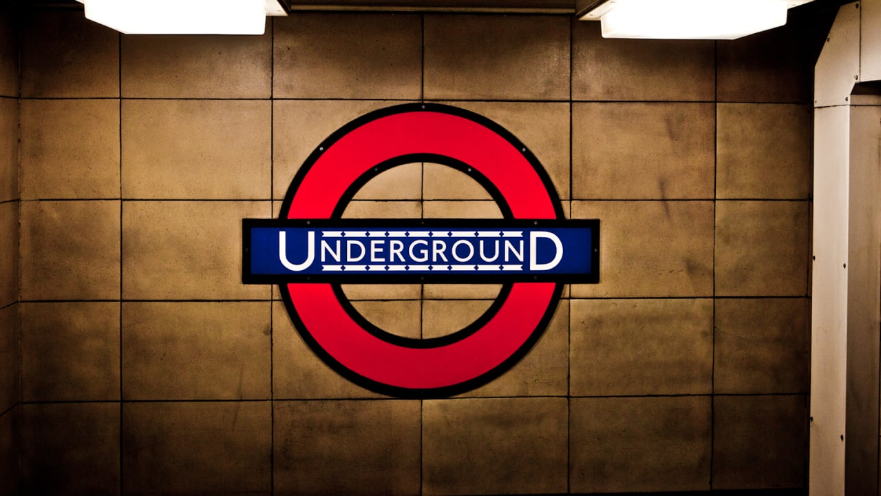 The London Underground Has Its Own Internet Of Things