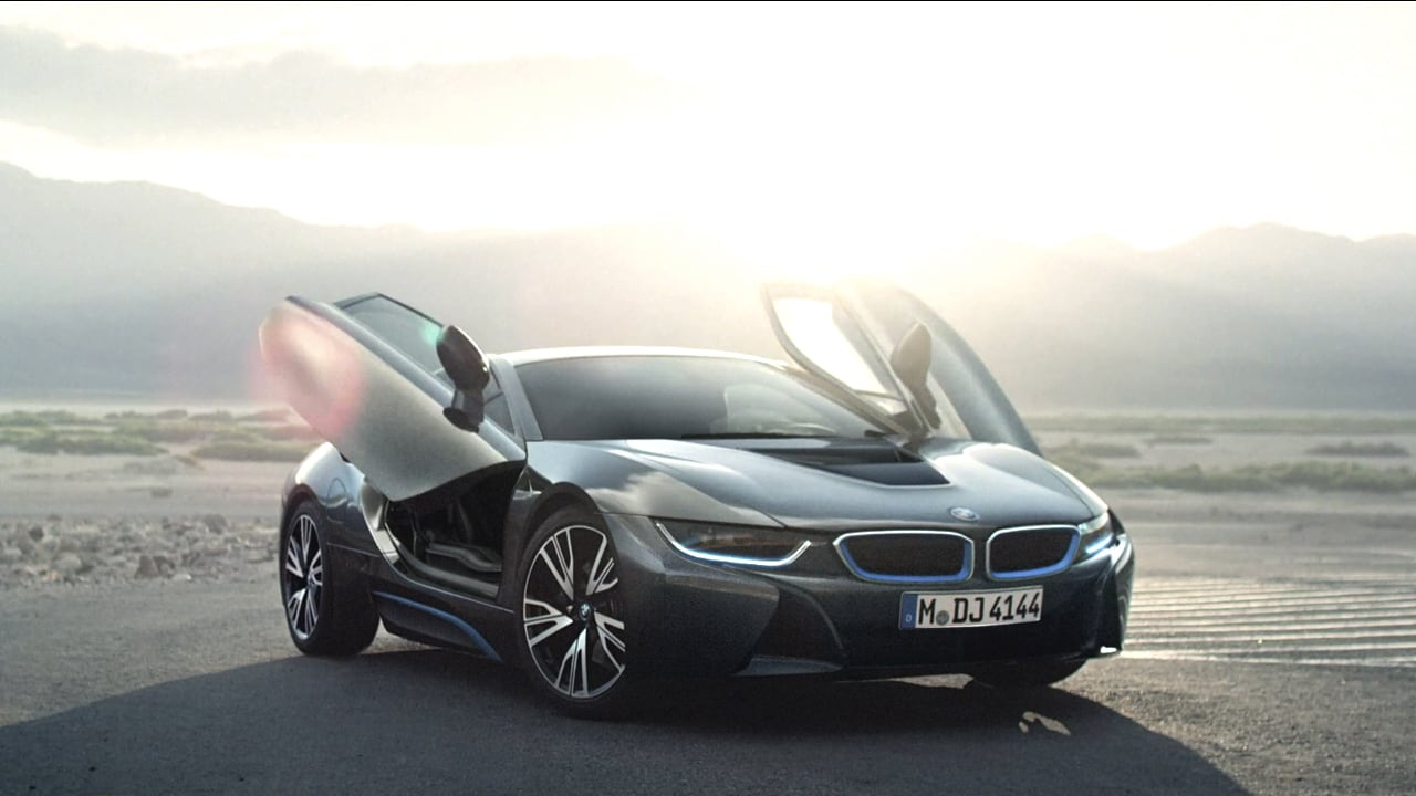 Gus Van Sant Directs Dramatic Spots For The Impossibly Sexy Bmw I8