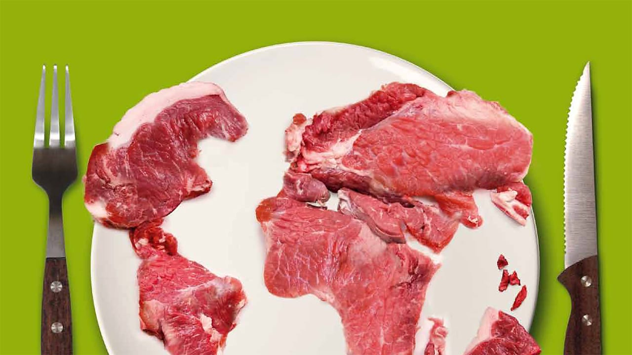 The Meat Atlas: Everything You Never Wanted to Know About Where Your Food Comes From